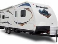 2013 Heartland Prowler, 31 FOOT Travel Trailer,