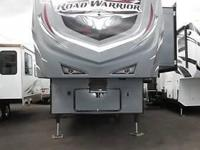 2013 Heartland Road Warrior 390. Previously owned