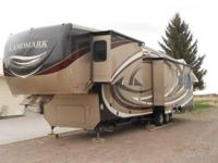 2013 Heartland RV Landmark Rushmore. Relatively brand