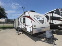 This 2013 Hill Country 32RL travel Trailer is ready to