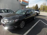 2013 Honda Accord Sport, LEATHER, BACK UP CAMERA,