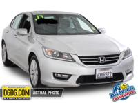 Accord EX-L, 4D Sedan, 2.4 L I4 DOHC i-VTEC 16V, CVT