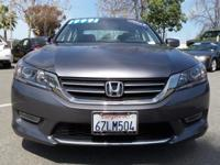 2013 Accord EX-L, 4D Sedan, 2.4L I4 DOHC i-VTEC 16V,