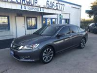 Come in today and drive away in this 2013 Honda