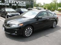 2013 HONDA ACCORD CPE EX-L Our Location is: Auto Haus -