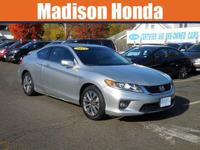 2013 HONDA ACCORD EX CLEAN CARFAX One-Owner. Alabaster