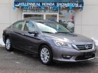 This Honda Certified Accord Sdn EX  is a New Arrival at