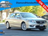Options:  2013 Honda Accord Ex|Beige|***Moonroof /