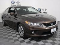 Check out this gently-used 2013 Honda Accord Cpe we