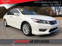 Check out this 2013 Honda Accord Sdn EX-L. Its Variable