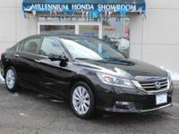 This Honda Certified Accord Sdn EX-L is Priced Below