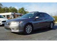 This 2013 Honda Accord EX-L boasts features like push