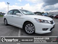 PREMIUM & KEY FEATURES ON THIS 2013 Honda Accord