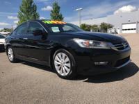 Leather. 36/27 Highway/City MPG** 2013 Honda Accord