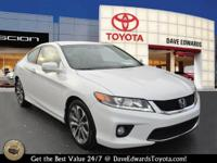 Options:  2013 Honda Accord Ex-L V6|Ex-L V6 2Dr Coupe