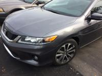 This 1 owner local trade 2013 Honda Accord in Modern