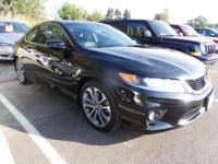 Check out this 2013 Honda Accord Cpe EX-L. Its