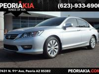 This is a beautiful 2013 Honda Accord with an Alabaster