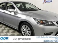 Honda Accord EX-L CARFAX One-Owner. Clean Carfax - 1