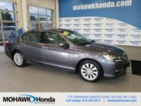 Recent Arrival! This 2013 Honda Accord EX-L in Modern