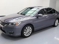 This awesome 2013 Honda Accord comes loaded with the