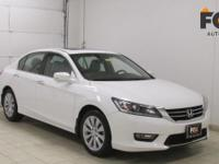 This outstanding example of a 2013 Honda Accord Sdn