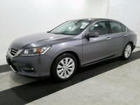 Accord EX-L, 4D Sedan, 3.5L V6 SOHC i-VTEC 24V, 6-Speed