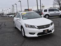 This 2013 Honda Accord Sdn EX-L is offered to you for