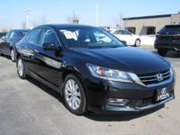 Step into the 2013 Honda Accord! A great car and a