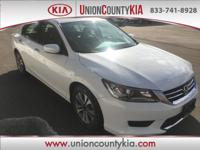 **In Transit, **CARFAX CERTIFIED, Accord LX, Ivory