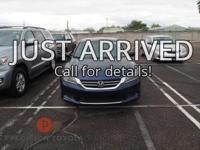 **One Owner**, -Clean Carfax-, Accord LX, 4D Sedan,