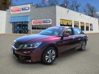 This 2013 Honda offered at Certicare  Huntington.  The