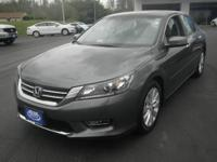 2013 Honda Accord Sdn 4dr Car EX-L Our Location is: