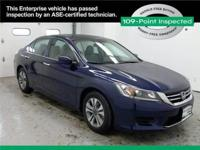 2013 Honda Accord Sdn 4dr I4 CVT LX 4dr I4 CVT LX Our