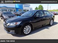 2013 Honda Accord Sdn Our Location is: AutoNation Honda