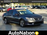 This impressive example of a 2013 Honda Accord Sdn LX
