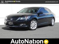 CLEAN CARFAX| 1 OWNER| HONDA CERTIFIED| NAVIGATION|