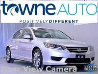 2013 Honda Accord LX, 2.4L I4 DOHC i-VTEC 16V, CVT, 16