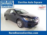 2013 HONDA Accord Sdn Sedan 4dr I4 CVT LX Our Location