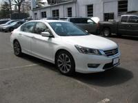 This 2013 Honda Accord Sdn Sport is supplied