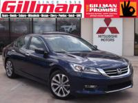 The 2013 Honda Accord Sport offers a handful of