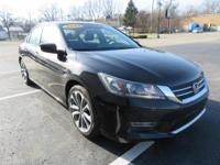 Options:  2013 Honda Accord Sedan Sport|Crystal Black