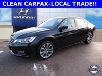 Options:  2013 Honda Accord Sport|Black|Local