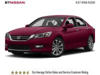 One Owner, Clean Vehicle History Report, Accord Sport,