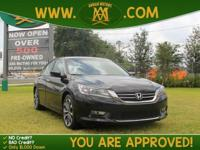 Options:  2013 Honda Accord Sport Is A 100% Carfax