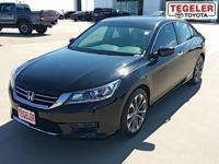 Oh yeah! You Win! This gorgeous 2013 Honda Accord is