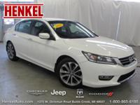 Options:  2013 Honda Accord Sport|If You've Been