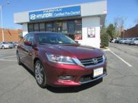 2013 Honda Accord Sport In San Marino Red * BLUETOOTH *