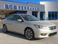 Options:  2013 Honda Accord Sport|Miles: 87890Color: