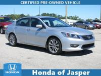 Options:  2013 Honda Accord Sdn 4Dr I4 Cvt